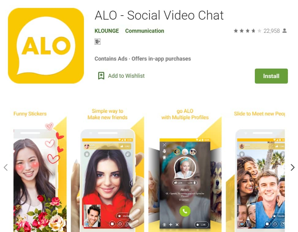 ALO Apk VCS Online Android